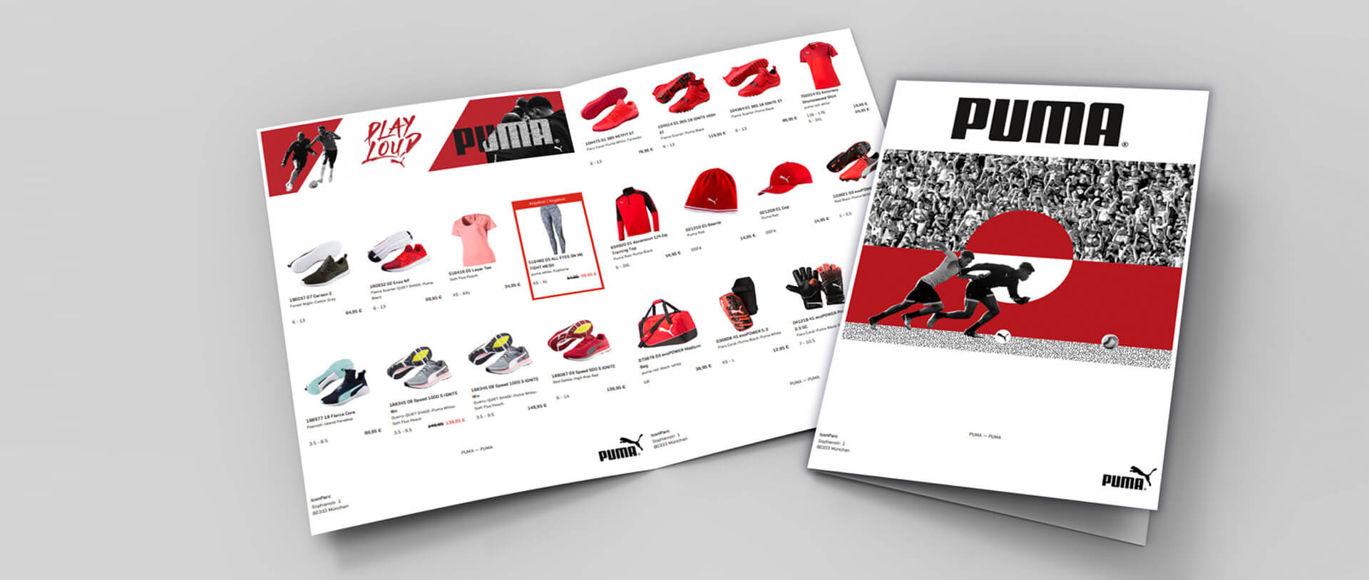 PUMA Katalog by IconParc