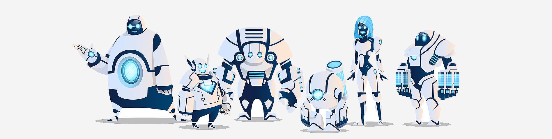 B2B E Business Test Bots