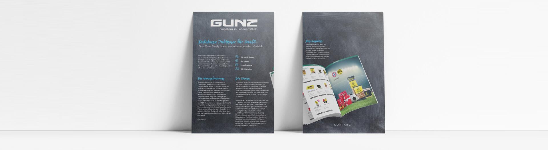 ICONPARC Case Study GUNZ Database Publishing