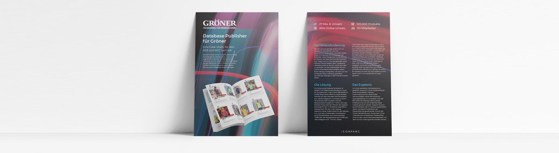 ICONPARC Case Study groener DB Whitepaper